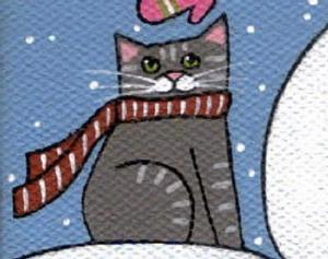 Detail Image for art ~snowcat~