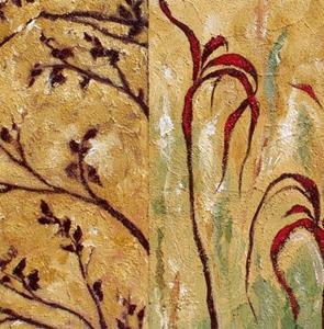 Detail Image for art <b>Botanical Three ~ SOLD
