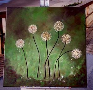 Detail Image for art <b>Abundance in Motion ~ SOLD
