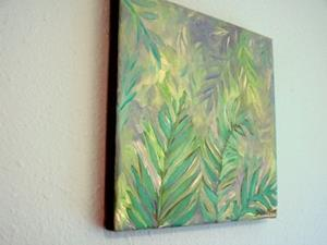 Detail Image for art <b>Fern Impressions