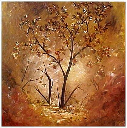 Art: Autumn Whispers ~ SOLD by Artist Dana Marie