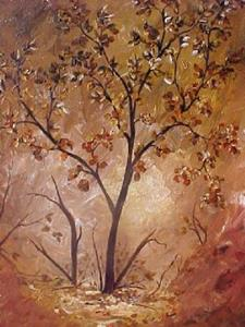 Detail Image for art <b>Autumn Whispers ~ SOLD