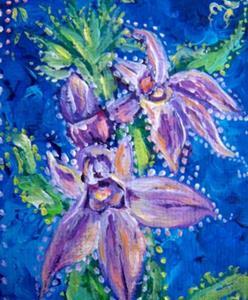 Detail Image for art <b>Sparkling at Twilight