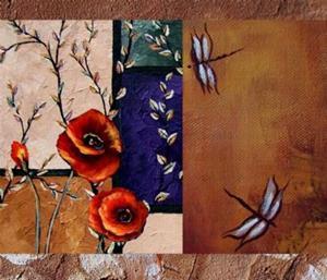 Detail Image for art <b>Celebrate Spring Leaves