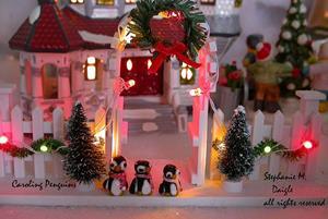 Detail Image for art Katrina's Penguin Party