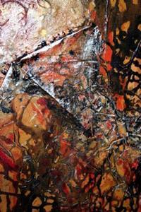 Detail Image for art THE TRAVELLER-sold