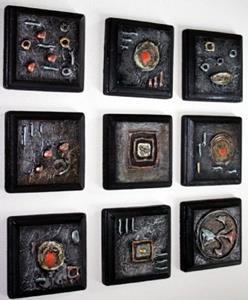 Detail Image for art MYTHOLOGICAL SCRIPT-sold