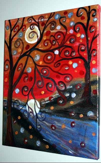 Art: DREAMING-sold by Artist LUIZA VIZOLI
