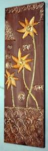 Detail Image for art THE GOLD FLOWERS-sold