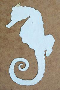 Detail Image for art Seahorse