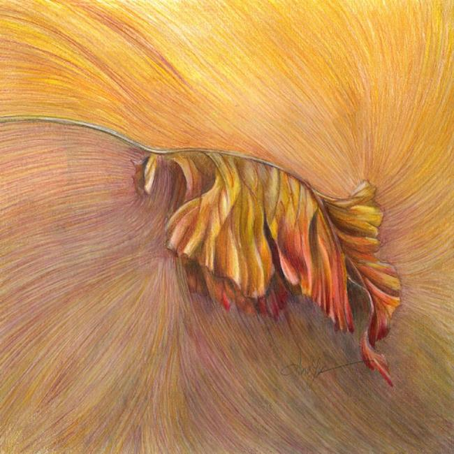 Art: Believe or Fall by Artist Alma Lee