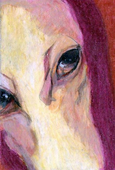 Art: Linnet by Artist Judith A Brody