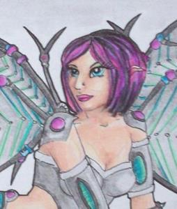 Detail Image for art Robotic Fairy