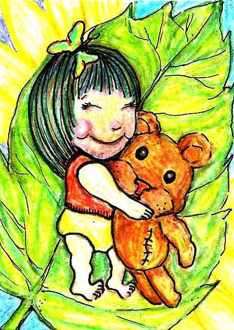 Art: Serena by Artist Nata ArtistaDonna
