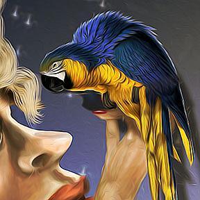 Detail Image for art Gerties Birdies