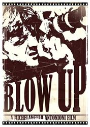 Art: Blow Up Poster by Artist Milena Gawlik