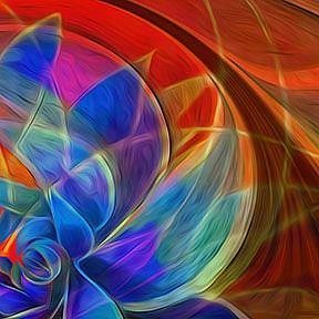 Detail Image for art Desert Heat Abstract