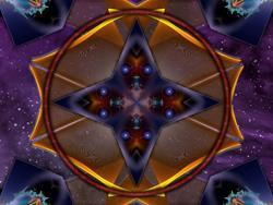 Art: Star of Arcady by Artist Mario Carini