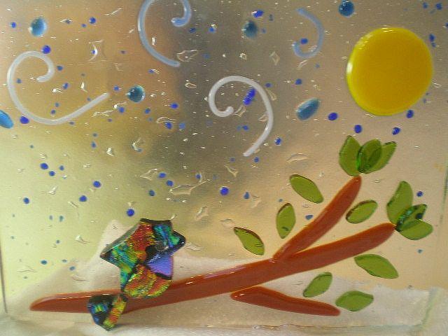 Art: Little bird, Little bird by Artist Drita Harris