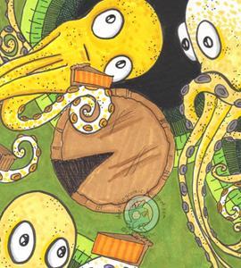 Detail Image for art Octopie