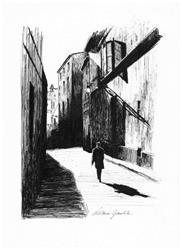 Art: Mistery Alley 1 by Artist Milena Gawlik