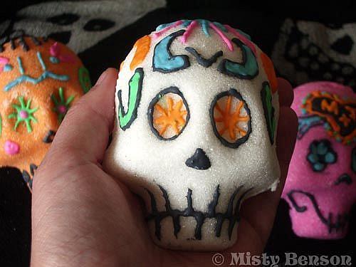 Art: Sugar Skull - Image 6 by Artist Misty Monster (Benson)