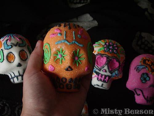 Art: Sugar Skull - Image 5 by Artist Misty Monster (Benson)