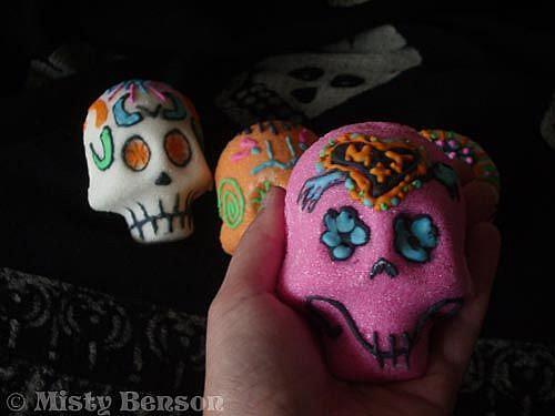 Art: Sugar Skull - Image 3 by Artist Misty Monster (Benson)