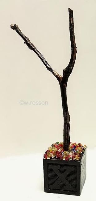 Art: Treasure Tree by Artist Windi Rosson