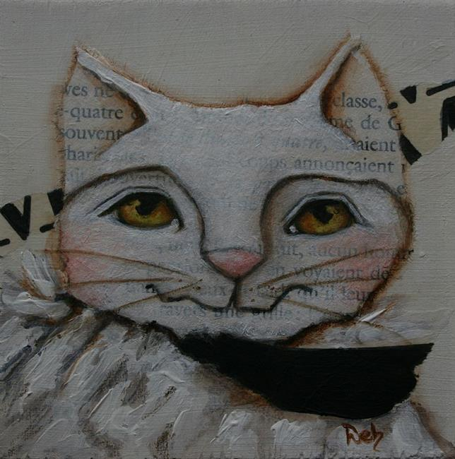 Art: Be'be' by Artist Deb Harvey