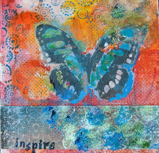 Art: inspire by Artist Stephanie Amos