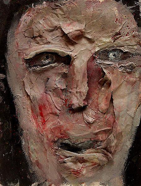 Art: Peelings, nothing more than peelings by Artist Windi Rosson