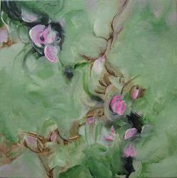 Art: Bloom123 by Artist Elis Cooke