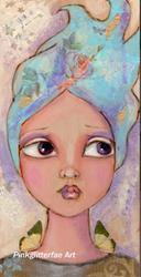 Art: lola by Artist Betty Stoumbos