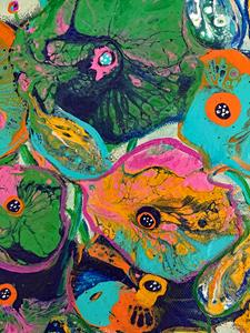 Detail Image for art Spring Explosion