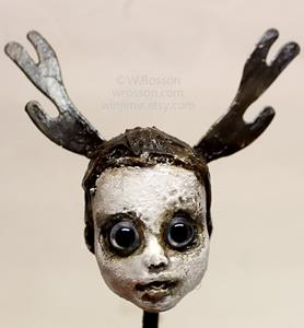 Detail Image for art Deer Child