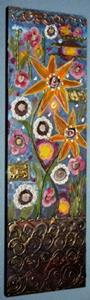 Detail Image for art IN MY BEAUTIFUL GARDEN-sold