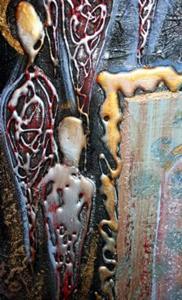 Detail Image for art PRAYER-sold
