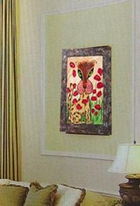 Detail Image for art Edwin Loves Poppies