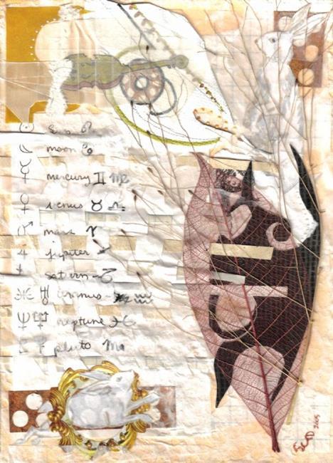 Art: Wonderment by Artist Emily J White