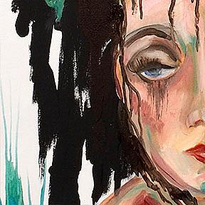 Detail Image for art Semi Colon: a Life Sentence
