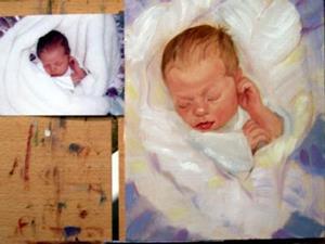 Detail Image for art Infant