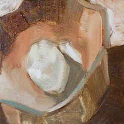 Art: Egg Bowl by Artist C. k. Agathocleous
