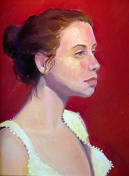 Art: Melissa by Artist Debra Schott