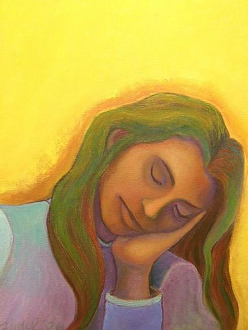 Art: Memory by Artist Elizabeth Fiedel