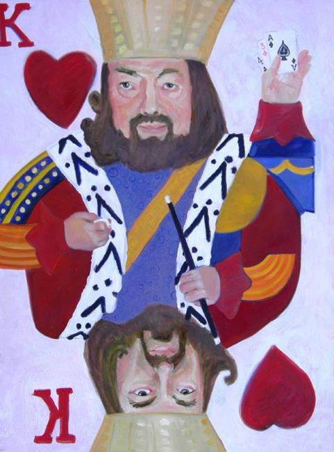 Art: Al the Magician by Artist Debra Schott