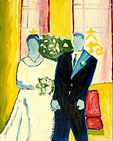 Art: Wedding Day by Artist Shane Darren Ervin