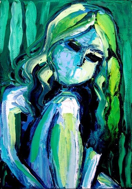 Art: Femme 56 by Artist Aja