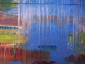 Detail Image for art Waterfall--SOLD