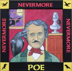 Art: The Raven - Edgar Allan Poe by Artist Paul Helm